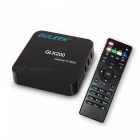 Guleek GLK200 Android 5.1 4K Smart TV Box w/ 1GB RAM, 8GB ROM - Black