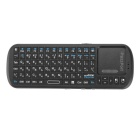 QWERTY touchpad teclado e mouse para Windows Mac tablets Android telefones celulares