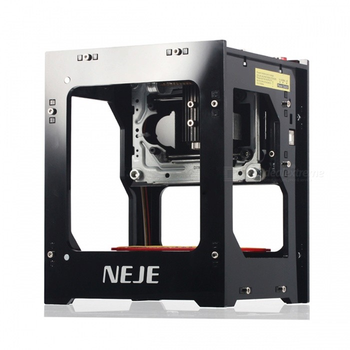 NEJE DK-BL Desktop Art Laser Engraver Printer Bluetooth 4.0 / 6000mAh3D Printers, 3D Printer Kits<br>Form  ColorBlackModelDK-BLQuantity1 setMaterialStainless steel and engineering acrylicEnglish Manual / SpecYesDownload Link   http://www.trusfer.com/#DownloadCertificationCE certificationPacking List1*Engraving machine1*Charge/Data cable (1m)1*Wrench1*Laser protective glasses1*English user manual1*CD-ROM (software)<br>