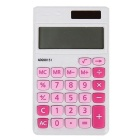 ADG98151 12-Digit Small Solar Calculator - White