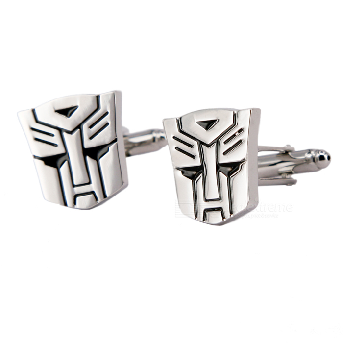 все цены на Autobot Style Cuff Links/Buttons (Pair) онлайн