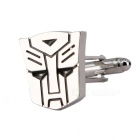 Autobot Style Cuff Links/Buttons (Pair)