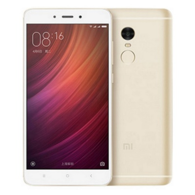 Xiaomi Redmi Note 4 Dual 2GB RAM 16GB ROM - Golden
