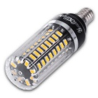 YouOKLight E14 7W 72 SMD-5736 LED Cold White Corn Bulb AC85-265V 4 PCS