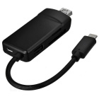 CY типа USB с / Micro USB / USB 2.0 OTG HUB + TF / SD / MS / M2 / MMC кард-ридер