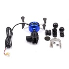 WUPP CS-416A1 USB Charging Motorcycle Phone Holder w/ Switch