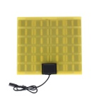 SUNWALK  5W 12V Polycrystalline Silicon Solar Charger with DC Cable
