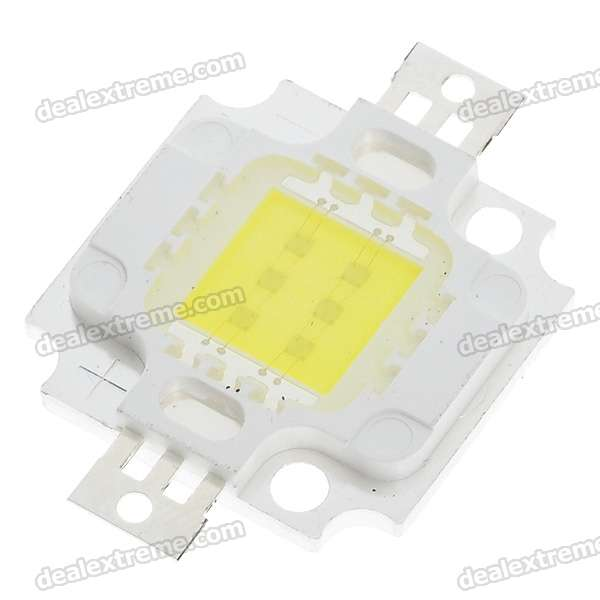6W 350LM 8000K High Power LED White Light