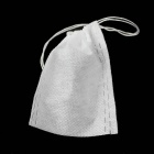 55*60mm Pumping Line Bags Tea Filter Bag - White (100PCS)
