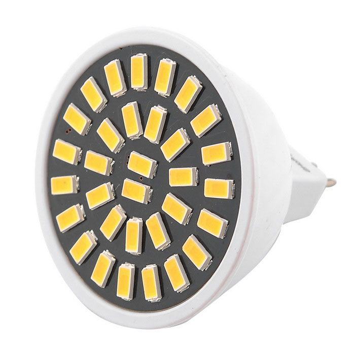 YWXLight High Bright MR16 7W 32-5733 SMD LED Spotlight