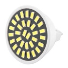 Crepúsculo alto brillante MR16 7W 32-5733 SMD LED foco blanco frío