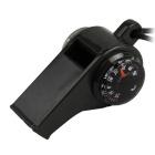 3-in-1 Outdoor Multifunctional Whistle / Compass / Thermometer