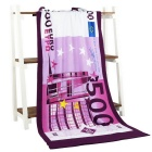 Europe 3D Fiber Reactive Printed Beach Towels Towels 500 Euros