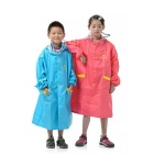 Naturehike Rainproof Children Raincoat Plastic EVA Rain Coat -Red (XL)