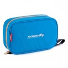 NatureHike Waterproof Ultralight Large Capacity Travel Wash Bag - Blue