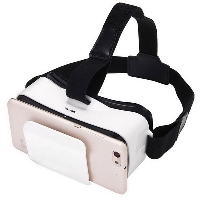 "VR Mini Google Glasse for Movies Games 4.5~5.5"" Smart Phones"