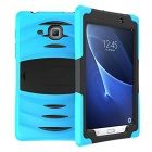 Silicone Tablet Case for Samsung Galaxy Tab A 7.0 T280 T285 - Sky Blue
