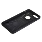 Protective TPU + PC Back Bumper Case for IPHONE 7 Plus - Black