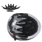GUB XX7 Good Ventilating Mountain Bike Helmet - Black + Orange (L)