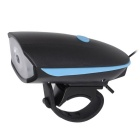 CARKING USB Cycling Rechargeable Electric Horn Bicycle Super Headlight