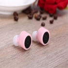 X1T Mini Wireless In-ear Sport Stereo Bluetooth Headset - Pink