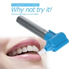 Teeth Polishing Household Teeth Whitening Cleaning Rubber - Silver