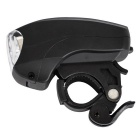 CARKING 3-Mode 5LED Power Beam Headlamp Torch Bicycle Headlamp - Black