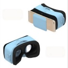 Mini VR 3D Google Glasses - Blue