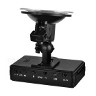 300K Pixel Vehicle Mount Video Recorder/Camcorder with SD Card Slot/TV-Out/Timestamp