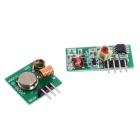 DIY 433MHz Wireless Transmitter + Receiving Module Superregeneration