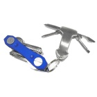 4 In 1 Multifunction Outdoor Travel Folding Screwdriver Keychain