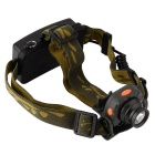 GY02 3-Mode 160lm Waterproof LED Flashlight / Torch/Bike Light - Black