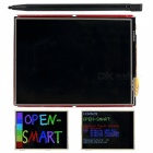 "Open- Smart 2.8 "" TFT-LCD- Erweiterung Schirm Touch Screen w / Touch-Pen"