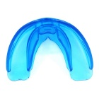 Utility Tooth Orthodontic Appliance - Blue