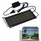 LED Aquarium Hood Lighting Fish Tank Lamp Blue + White Light