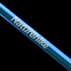Naturehike Folding Hiking Walking Sticks Trekking 4-Section Alpenstock