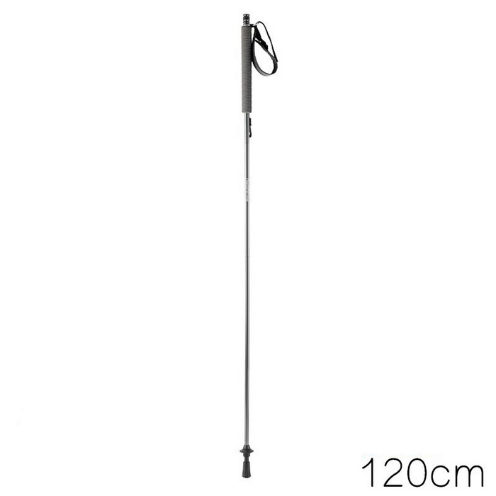 Naturehike Folding Hiking Walking Stick Trekking 4-Section Alpenstock