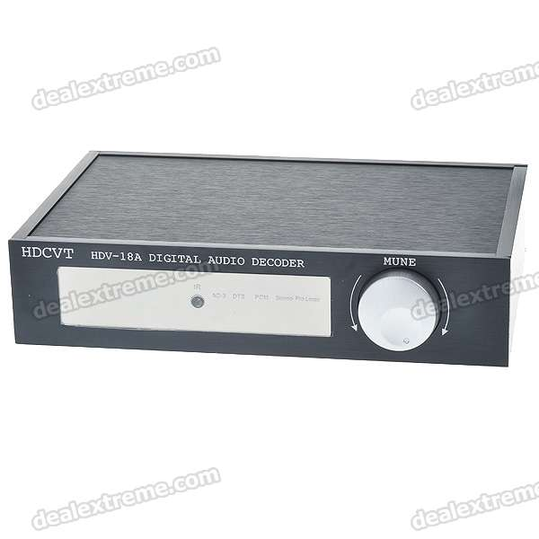 Select ffdshow audio decoder and click ok
