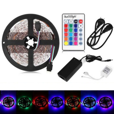 YouOkLight® 33FT/10M RGB LED Light Strips 3528 SMD LED Non-Waterproof