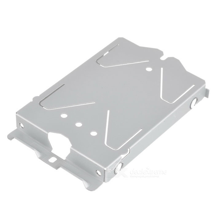Aluminum Alloy HDD Chassis for PS4 - Silver