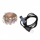 USB 5V 15W 5050 RGB 150CM 90-LED Full Color Decoration Lamp