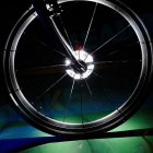 Wheels Bicycle White Light Wheel Lights Magic Lamp - Transparent