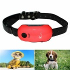 LANGMAO Mini GSM/GPRS/GPS Strap Tracker for Elder, Kids, Pets - Red