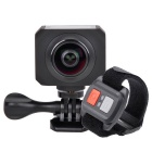 360VR Wi-Fi Action Camera R360 HD 1080P 5MP 1.5 TFT + Remote Controler