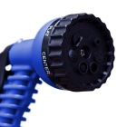 X HOSE Telescopic Pipe Auto Cleaning Equipment - Blue  (30m)