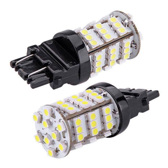 QOOK Car Day Day Running Lights Neutral White 54-3528 SMD LED (2PCS)