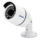 "ESCAM QD41 H.265 1/3"" CMOS 4.0MP câmera do IP de 3.6mm P2P - branco (plugue do eu)"