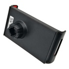 ZIQIAO Universal Car 360 Degree Rotation Mount Holder - Black + Red