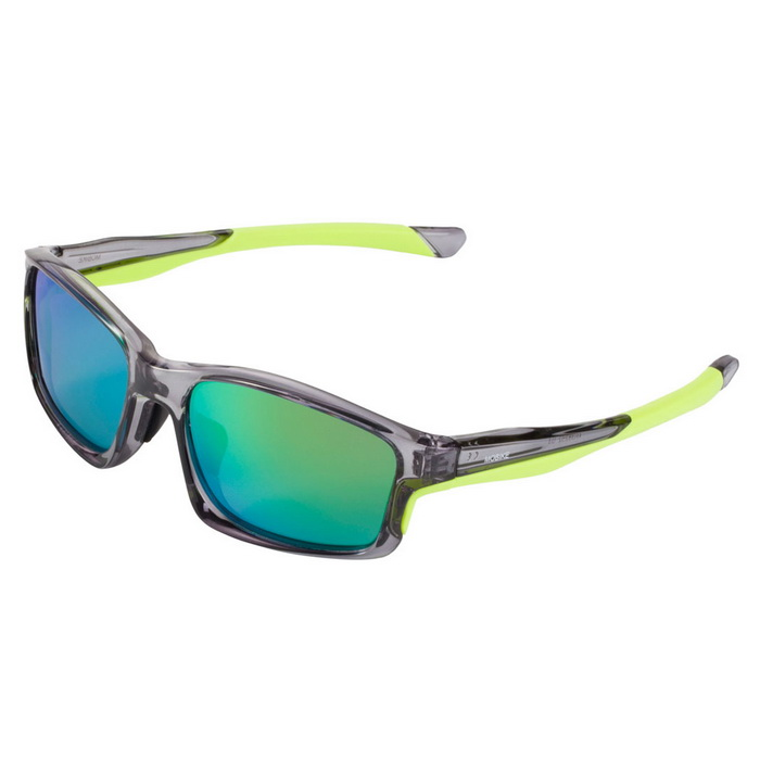 WG9252 Unisex Outdoor Lightweight Polarized Sunglasses - Green REVO