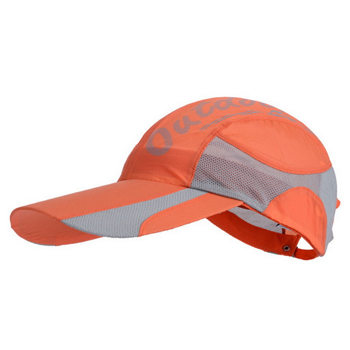 NatureHike Outdoor Quick-Dry Baseball Cap - Orange